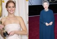 Jennifer Lawrence vs. Emmanuelle Riva Oscars Top Ten Best Actress Races: The Ingénue vs. The Veteran
