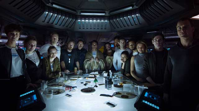 'Alien: Covenant' trailer previews 'Prologue' to new Ridley Scott film