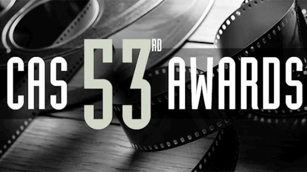 53rd CAS (Cinema Audio Society) Awards for Outstanding Achievements in Sound Mixing
