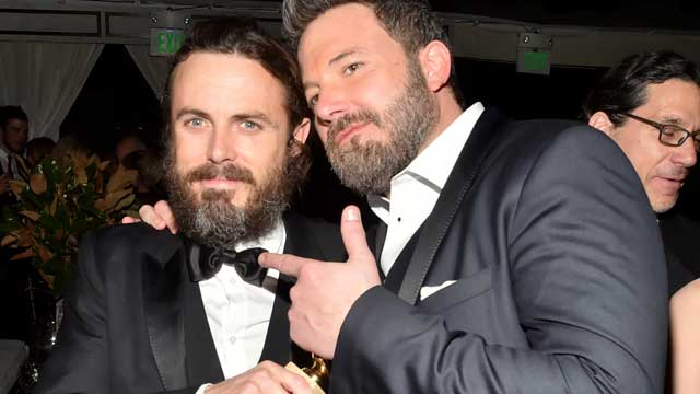 Oscar win for Casey Affleck would mean he and Ben join these 8 pairs of sibling champs