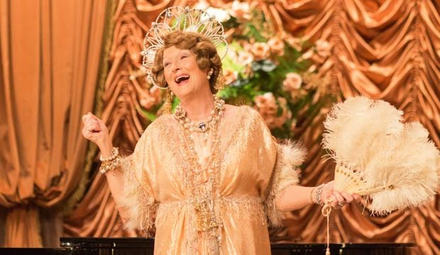 Meryl Streep Oscar nominations Florence Foster Jenkins