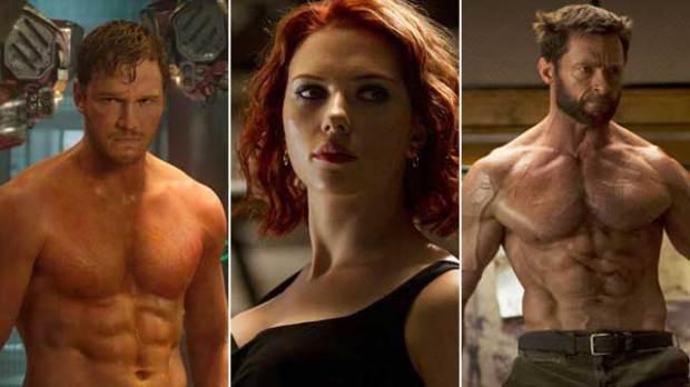 Marvel's 20 Sexiest Heroes