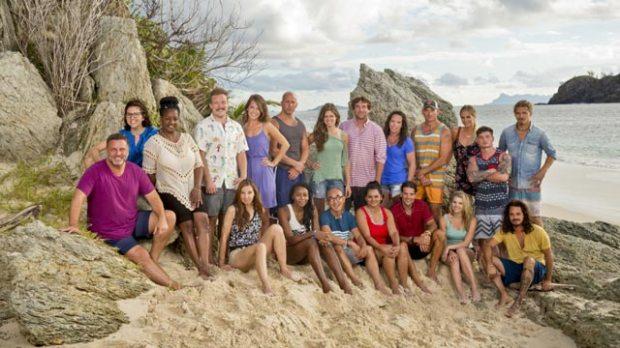 Survivor Game Changers Season 34 Cast