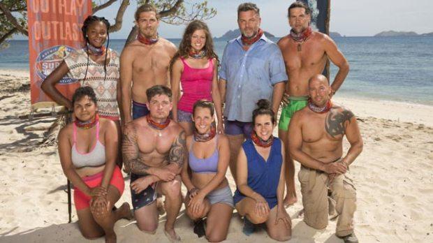 Survivor Game Changers Season 34 Mana Tribe