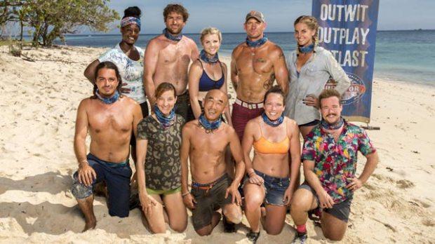 Survivor Game Changers Season 34 Nuku Tribe