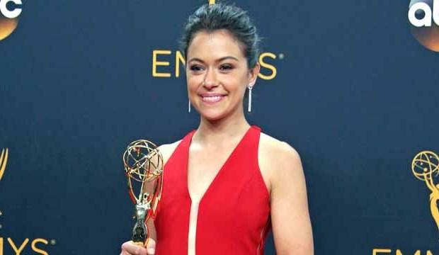 Tatiana Maslany at Emmys
