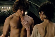 Jamie and Claire's wedding night Caitriona Balfe Sam Heughan 'Outlander:' Sweetest, Steamiest, Hottest, Sexiest, Most Passionate Romantic Scenes of all time
