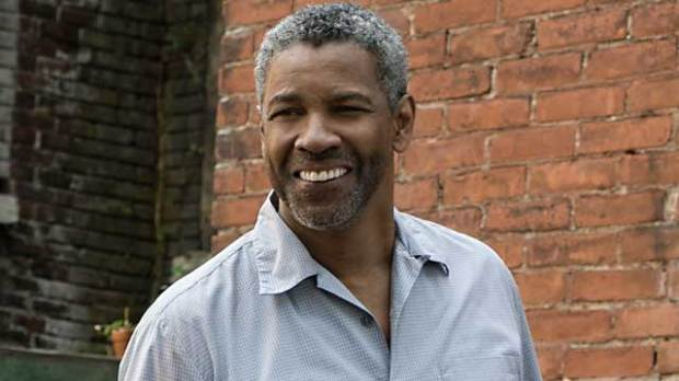 denzel washington fences troy maxson