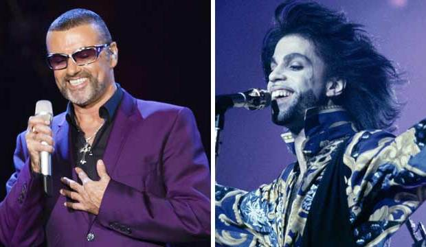 george michael prince grammy tributes