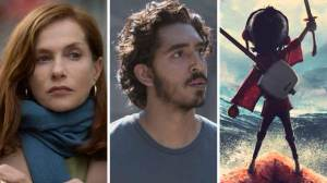 isabelle huppert dev patel kubo and the two strings oscar upsets