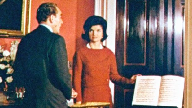Actresses who've played First Lady Jackie Kennedy