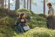 Jamie and Claire get engaged Caitriona Balfe Sam Heughan 'Outlander:' Sweetest, Steamiest, Hottest, Sexiest, Most Passionate Romantic Scenes of all time