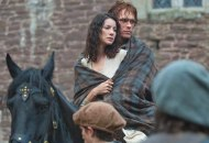 Jamie take Claire for a ride Caitriona Balfe Sam Heughan 'Outlander:' Sweetest, Steamiest, Hottest, Sexiest, Most Passionate Romantic Scenes of all time