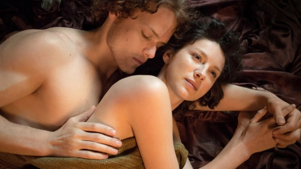 Caitriona Balfe Same Heughan 'Outlander:' Sweetest, Steamiest, Hottest, Sexiest, Most Passionate Romantic Scenes of all time