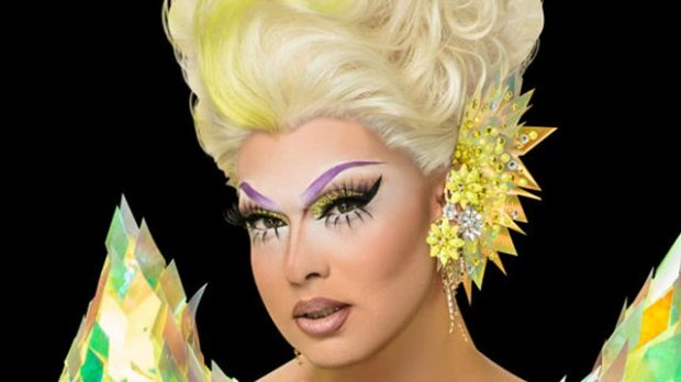 rupauls drag race season 9 cast Alexis Michelle