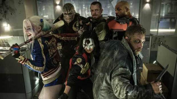 suicide squad cast oscar makeup hairstyling