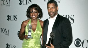 viola davis denzel washington fences tony awards 2010
