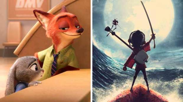 zootopia kubo and the two strings