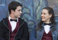 dylan minnette 13 reasons why katherine langford