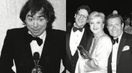 Mickey Rooney and Ann Miller (1984 Grammy Awards) Top ten award show bloopers and mix-ups