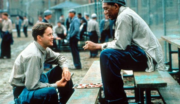 'The Shawshank Redemption' (1994) Roger Deakins 13 Oscar losses