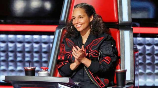 Battle The Voice Alicia Keys