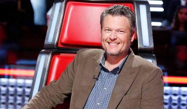 The Voice Blake Shelton
