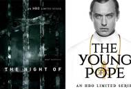 Posters for 'The Night Of' & 'The Young Pope'