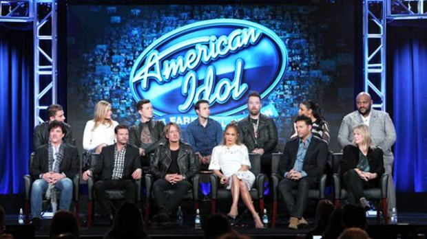 'American Idol' Winners List