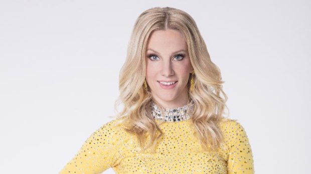 heather morris dancing with the stars season 24 dwts