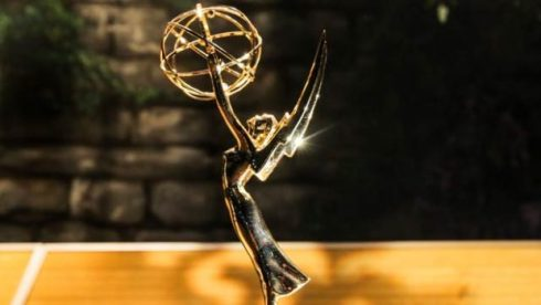 emmy awards atmosphere generic statue