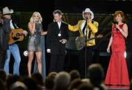 forever country carrie underwood randy travis brad paisley