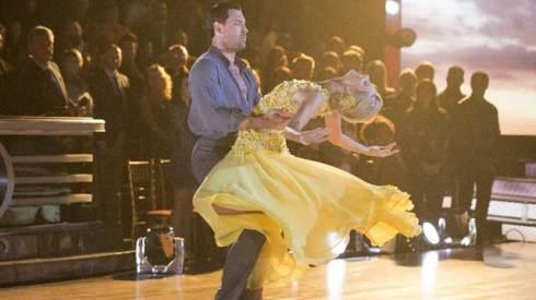 heather morris dancing with the stars dwts maksim chmerkovskiy