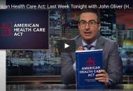 last week tonight with john oliver trumpcare