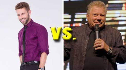 nick viall william shatner dancing with the stars