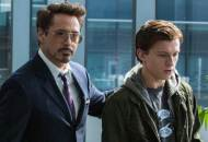 spider-man homecoming tom holland robert downey jr.