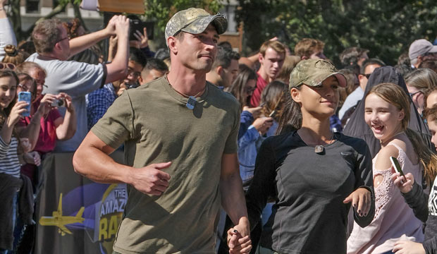 The Amazing Race' 30 finale winners Cody Nickson & Jessica