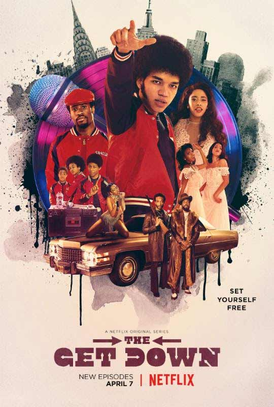 the get down part ii poster