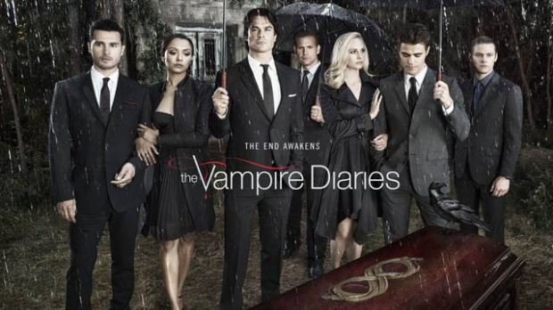 What were the biggest 'Vampire Diaries' shockers?