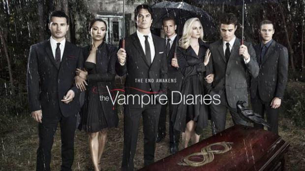 What were the biggest 'Vampire Diaries' shockers?