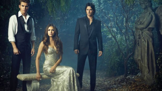 'The Vampire Diaries' heats up!