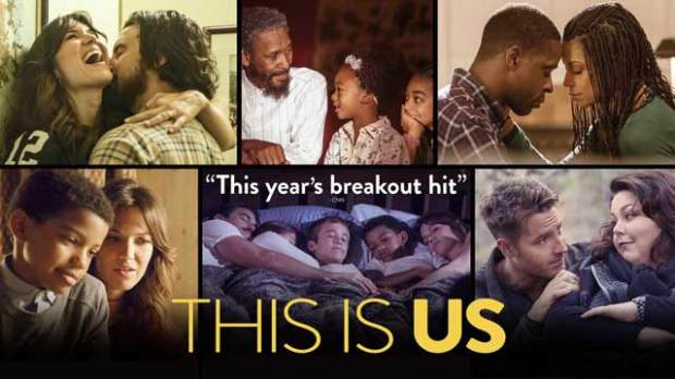 this is us key art poster