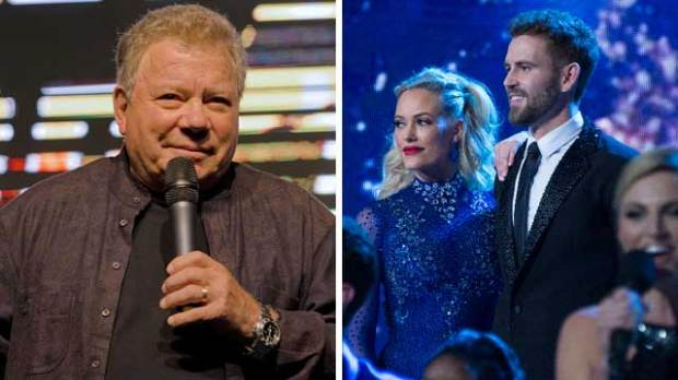 william shatner nick viall dancing with the stars dwts