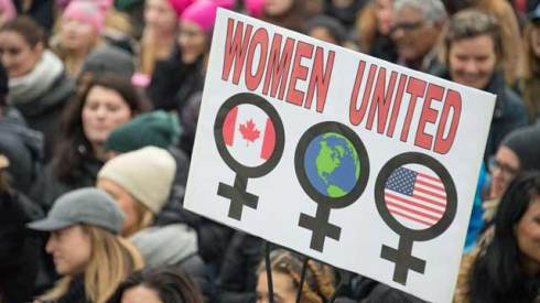 women's march on washington a day without a woman