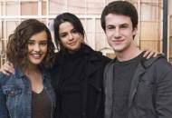 dylan minnette 13 reasons why katherine langford selena gomez