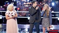 The Voice Knockouts Aaliyah Rose Brennley Brown