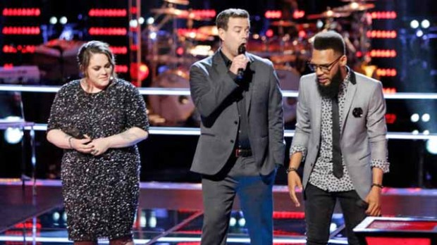The Voice Knockouts Enid Ortiz TSoul
