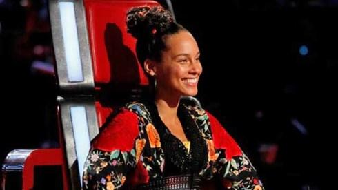 The Voice Live Playoffs Alicia Keys