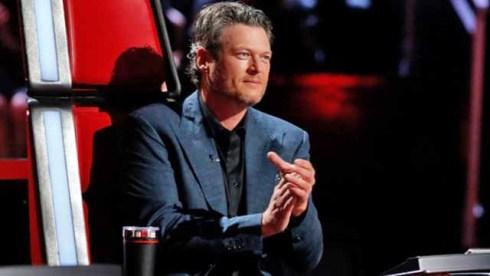 The Voice Live Playoffs Blake Shelton