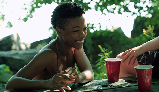 Samira Wiley as Moira in Hulu's 'The Handmaid's Tale'